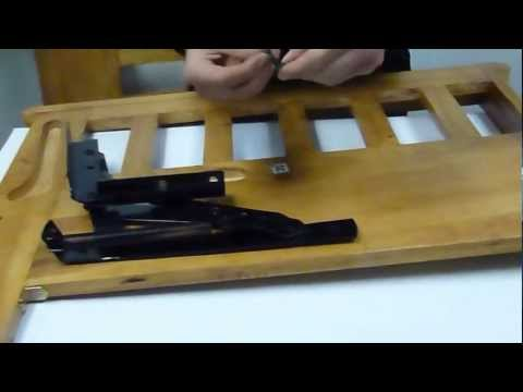 Futon Frame Assembly Video Steps 1 & 2.MOV