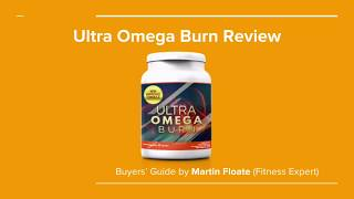 Ultra Omega Burn Review - Does it Really Work? - Get 67% Exclusive Discount