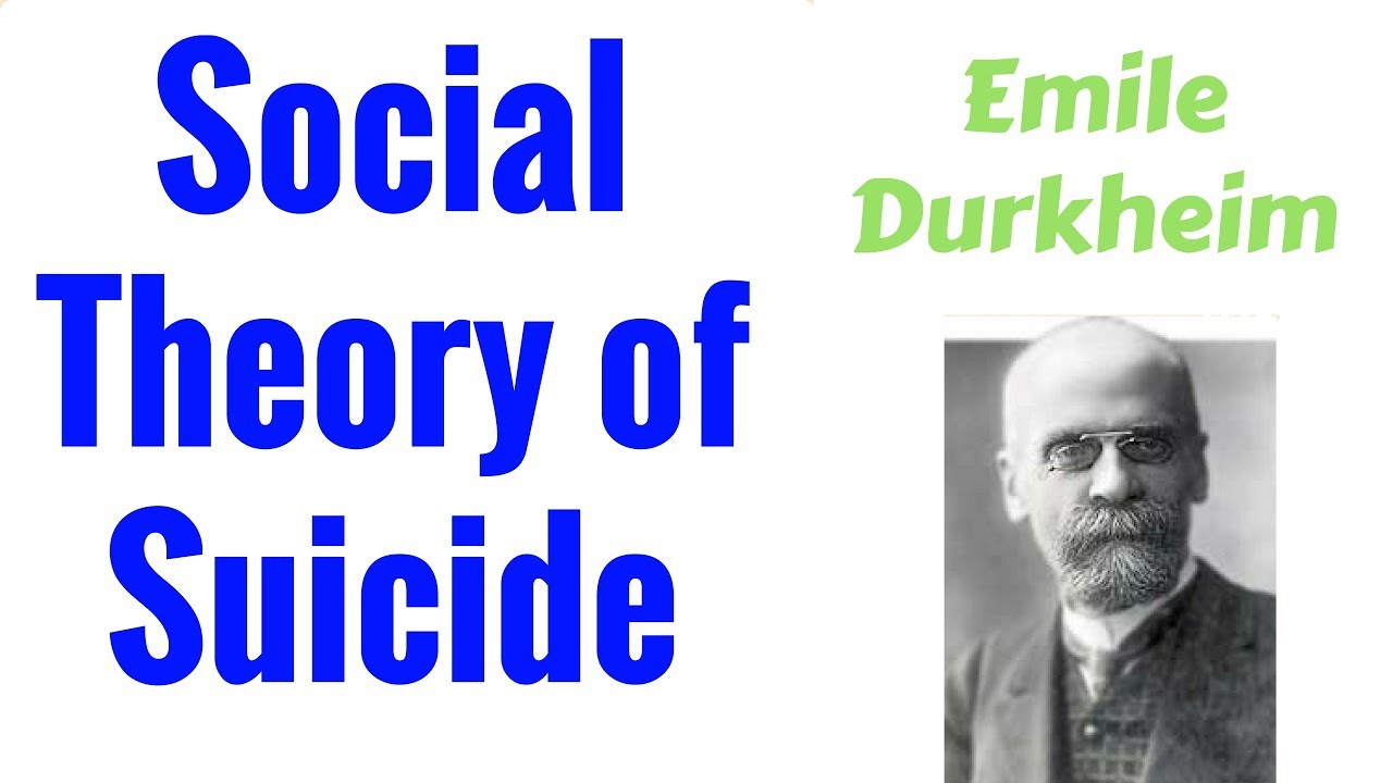 social theory: emile durkheim essay Emile durkheim diane luebbering sociological theory emile durkheim essay many different people, from many different backgrounds can define society in.