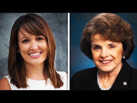 Justice Democrat Beating Diane Feinstein?