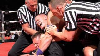 "Raw: Cena crashes The Miz's attempt to rewrite ""Miz-tory"""