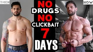 BODY RECOMPOSITION RESULT | This Is NOT Fat Loss! Diet & Peaking Explained (Ep.5)