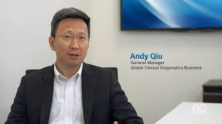 Andy Qiu on the future of Waters: Clinical diagnostics | Waters 60th