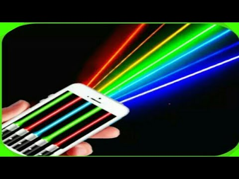 Laser Flash Light Latest Android App