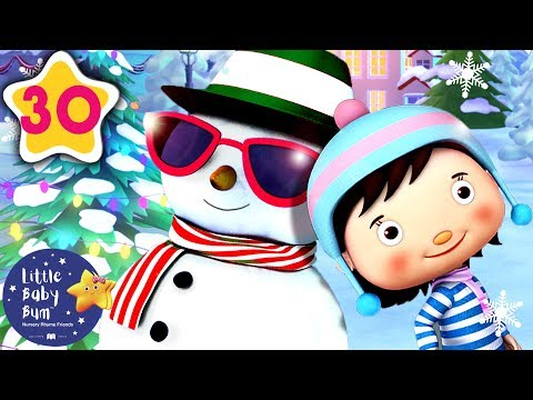 Christmas is Coming | Christmas Songs | +More Nursery Rhymes and Kids Songs | Little Baby Bum
