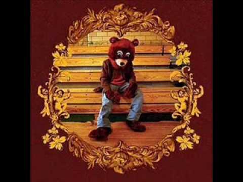 Kanye West - Never Let Me Down (Instrumental)