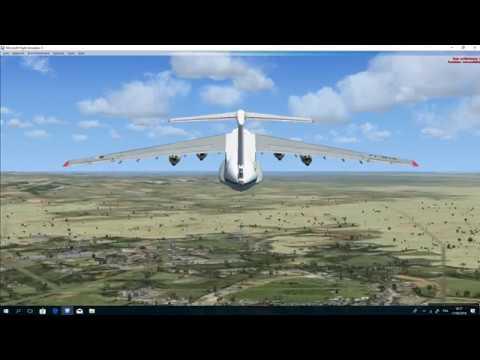 Algerian Air Force IL-76 crash