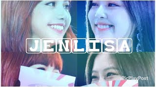 It's You - Jenlisa Moments [Blackpink - Jennie & Lisa]