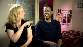 SOHK.TV interviews Julie Delpy and Chris Rock (2 Days In New York)