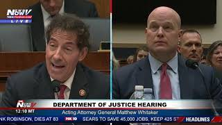 PART 4: Department of Justice Hearing On Russia and Mueller Investigation