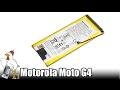 Guía del Motorola Moto G4: Cambiar batería