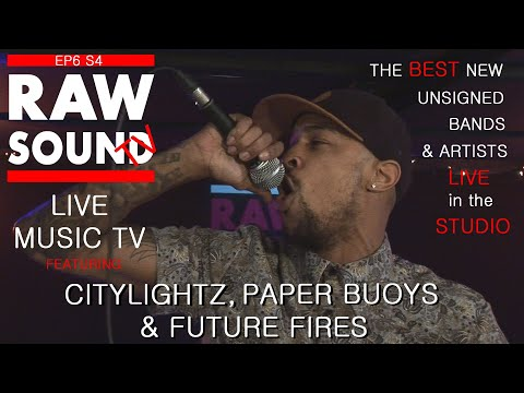 LIVE MUSIC TV Best Unsigned Bands And Artists Episode 6 Series 4 RawSound TV