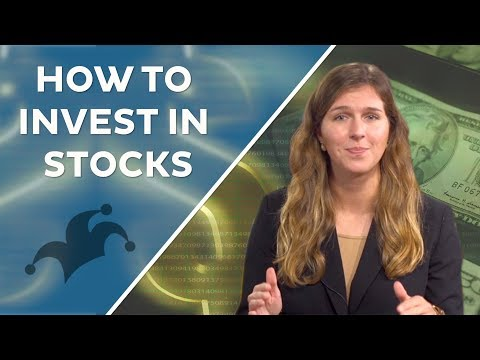 How to Invest in Stocks -- Your Step-By-Step Guide to Beginner Investing