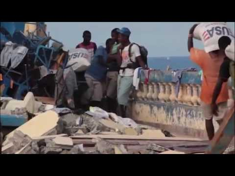 World Food Programme Delivers Haiti Relief