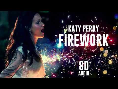Katy Perry - Firework | 8D Audio || Dawn of Music ||
