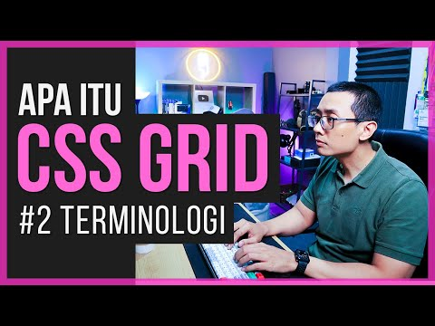 CSS GRID | #2 Terminologi Pada CSS GRID