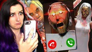 GRANNY CALLED ME?! | Granny Rip-Off App Games