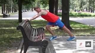 Видеоуроки для бегунов: растяжка после бега