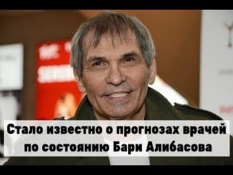 Прогнозы врачей по состоянию Алибасова. Срочные новости