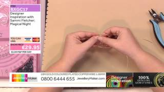 [How to make Vintage Style Jewellery] - JewelleryMaker DI 19/7/14