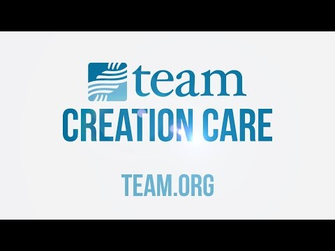 TEAM Creation Care - Will You Go?