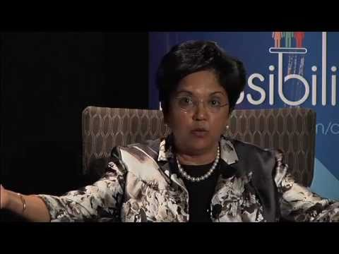 VIP Speaker Series: Pepsi CEO Indra Nooyi speaks at McCombs