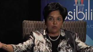 VIP Speaker Series: Pepsi CEO Indra Nooyi speaks at McCombs