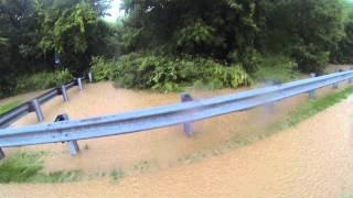 Burlington Flood August 4 2014