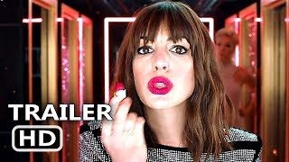 As Trapaceiras Trailer Brasileiro Legendado 2019 Anne Hathaway Rebel Wilson Youtube