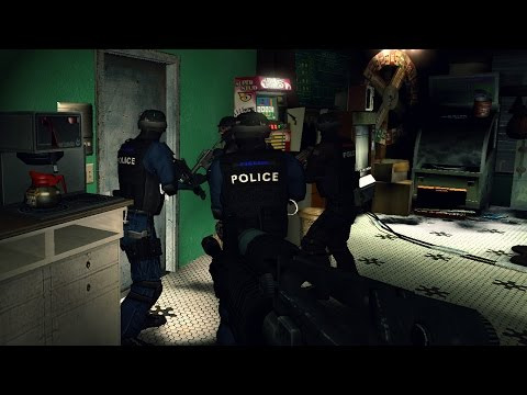 SWAT 4 - Part 8 - Illegal Gambling Operation (Live Stream)