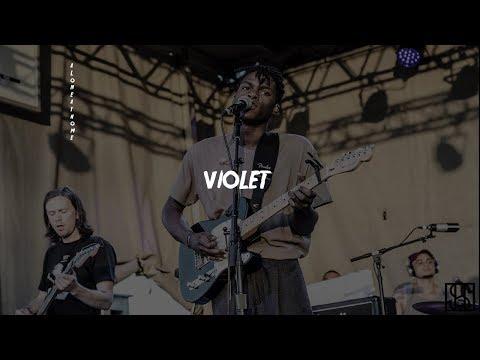 Daniel Caesar Type Beat - Violet (Prod. By ALONEATHOME)
