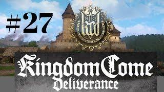 Kingdom Come Deliverance #27 Na usługach Szczepanki