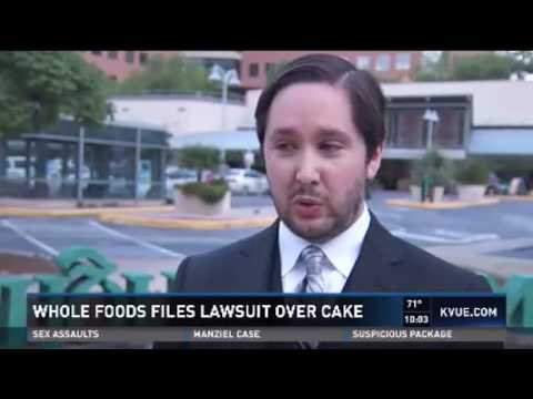 4/19/2016 KVUE Interview/Legal Opinion on Whole Foods Lawsuit