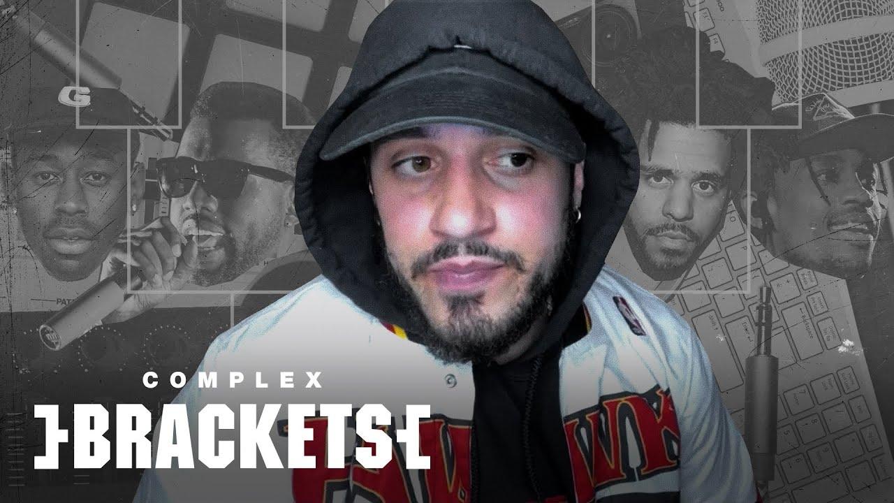 Russ Picks the Best Rapper/Producer | Complex Brackets