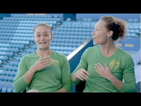Which Teammate Would You Choose? | Fed Cup Final 2019