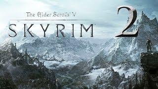 Skyrim Часть 2 (Ривервуд)