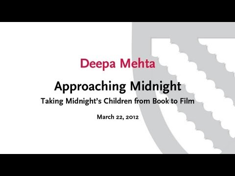 Approaching Midnight: Taking Midnight's Children from Book to Film    Radcliffe Institute