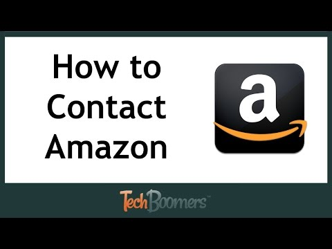 How To Contact Amazon Customer Service