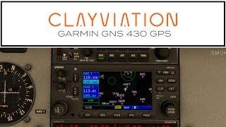 Х-літак 11 - компанія Garmin GNS430 GPS в підручнику - п'ять загальних функцій знати