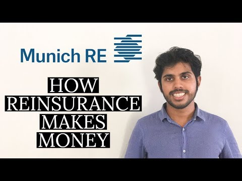 The World's Largest Reinsurance Company: Analysis of Munich Re