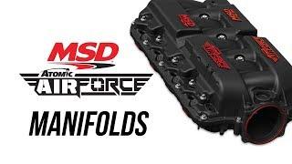 MSD Atomic AirForce Manifolds