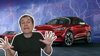 Here's What I Think of the Ford Mustang Mach-E