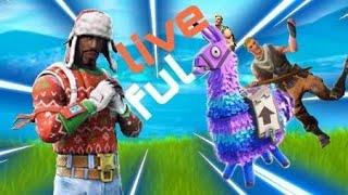 LIVE FORTNITE [PS4-FR] // GAME ABO // GO LES 1K