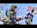 NASCAR Extended Highlights: Chase Elliott wins Geico 500 at Talladega | Motorsports on NBC