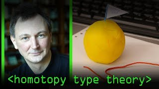 Homotopy Type Theory Discussed - Computerphile