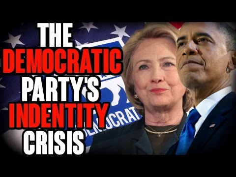 The Democratic Party's Identity Crisis | The Millennial Revolt