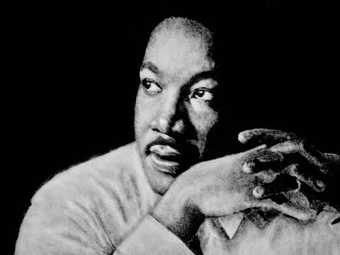 Drawing With Salt - Martin Luther King, Jr.