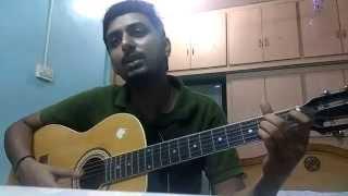 Aathadi Aathadi - Anegan Guitar Cover