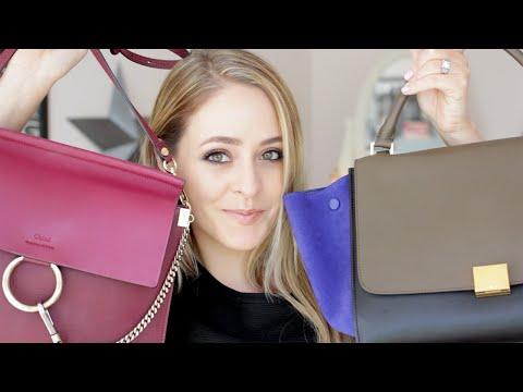 My Handbag Collection 2016   Fleur De Force
