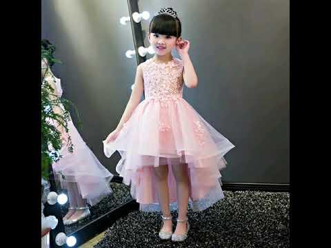 Vestidos De Fiesta Para Niñas 2019 Diseños De Lujo